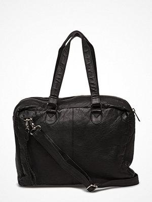 Depeche svart weekendbag Large Bag