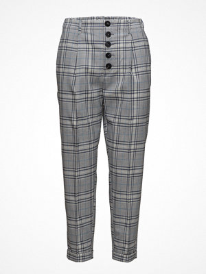 Mango rutiga byxor Check Suit Trousers