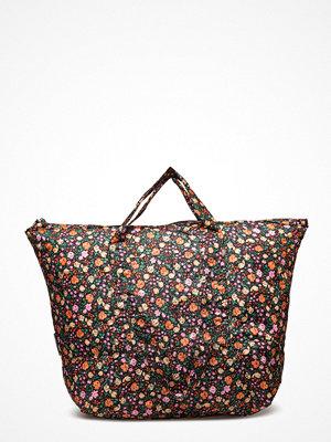 Ganni mönstrad shopper Fairmont Accessories