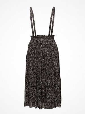 Mango Floral Straps Skirt