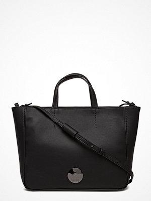 Calvin Klein svart shopper Olivia Large Tote