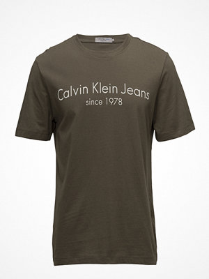 Calvin Klein Jeans Treavik Regular Cn Tee Ss