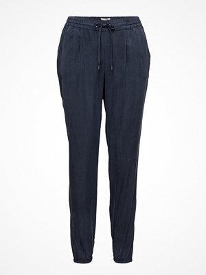Tommy Jeans marinblå byxor Tjw Basic Jog Pant 1