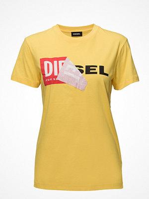 Diesel Women T-Diego-Qa-Fl T-Shirt