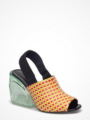 3.1 Phillip Lim Slingback Mule With Plexi Heel
