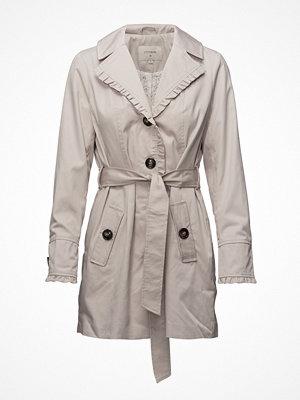 Cream Noa Trenchcoat