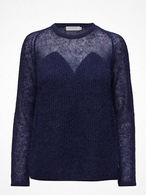 Coster Copenhagen Thin And Thick Kid Mohair Knit Top