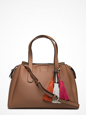 Guess beige weekendbag Rudy Girlfriend Satchel