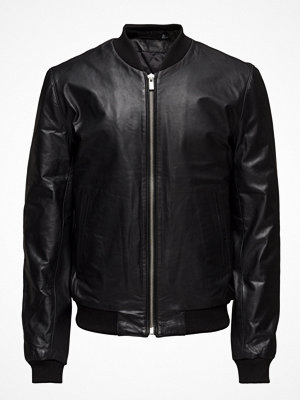 Skinnjackor - BLK DNM Leather Jacket 81
