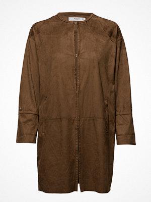 Mango Soft Finish Jacket