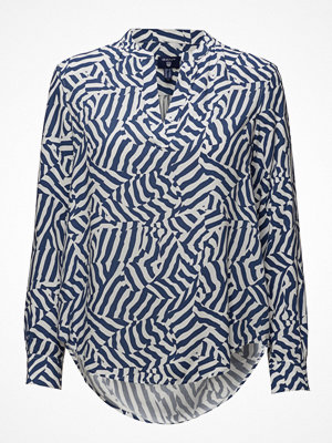 Gant O. Camo Striped Blouse