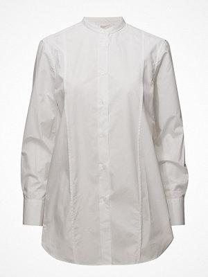Filippa K Band Collar Long Shirt