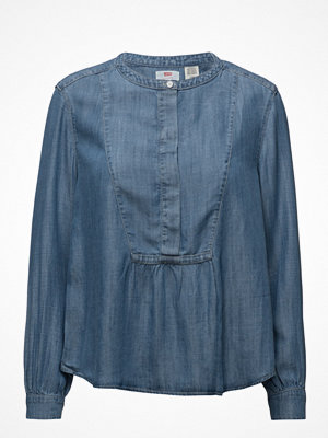 Levi's Marina Blouse Medium Light Was