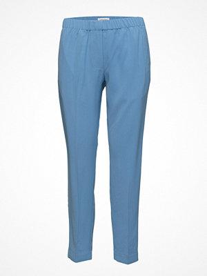 Samsøe & Samsøe blå byxor Hoys Pants 9711
