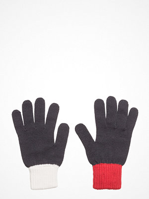 Handskar & vantar - Tommy Hilfiger Th Denim Knit Gloves