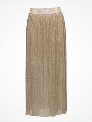 Rabens Saloner Liquid Gold Skirt