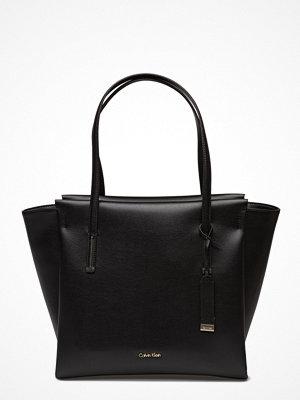 Calvin Klein Frame Large Shopper svart