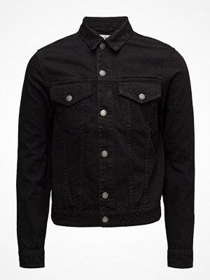 Jeansjackor - Cheap Monday Legit Jacket Black