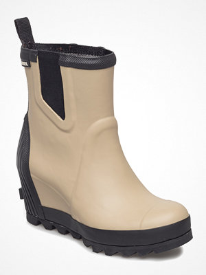 Sorel Joan Rain Wedge Chelsea Felt