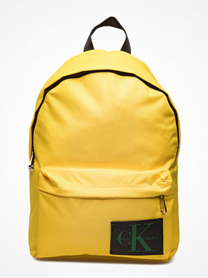 Calvin Klein gul ryggsäck Sport Essential Cp