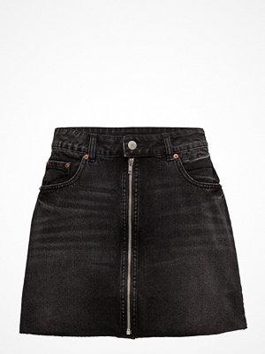 Cheap Monday Zip Short Skirt