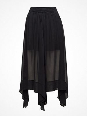 Rabens Saloner Solid Skirt