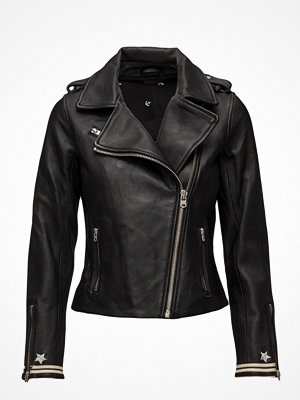Scotch & Soda Biker With Small Detail At The Cuff