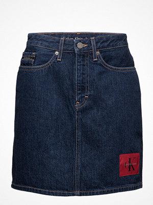 Calvin Klein Jeans Mini Skirt-Banhof Bl
