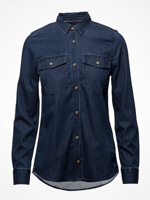Tommy Jeans Tjw Denim Shirt Mid,