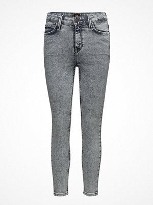 Lee Jeans Scarlett High Croppe Snow Bleach