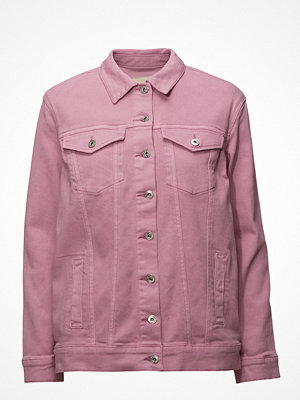 Only Onleva Oversized Pink Dnm Jacket Bj