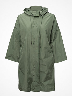 Parkasjackor - Mango Hooded Water-Repellent Parka