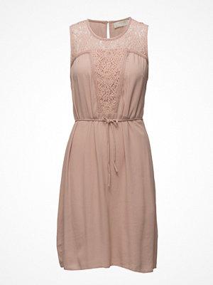 Cream Dona Dress