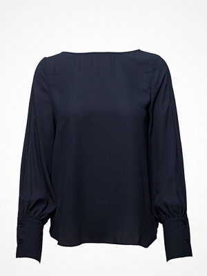 Mango Back Bow Blouse