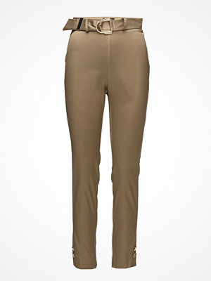 Marciano by GUESS omönstrade byxor Igh Waist Bottom Leg Detail