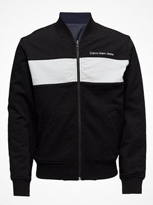 Bomberjackor - Calvin Klein Jeans Harsos Regular Reversible Bomber Ls