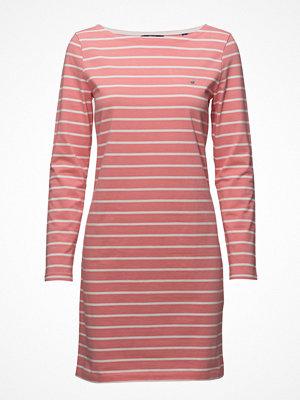 Gant O1. Breton Stripe Boatneck Dress