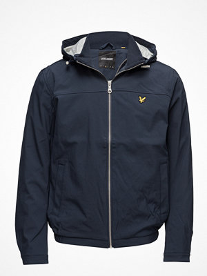 Bomberjackor - Lyle & Scott Jersey Lined Soft Shell Jacket