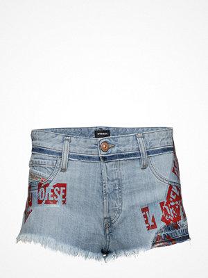 Diesel Women De-Scotch Shorts