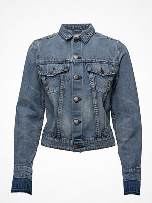 Cheap Monday Renew Jacket Blue Heat