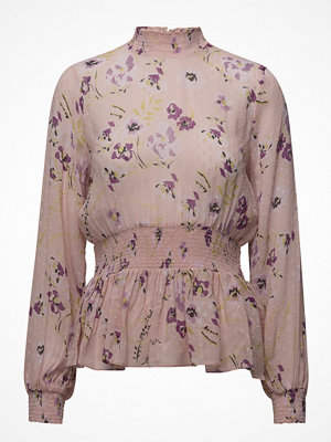 by Ti Mo Semi Couture Smocking Blouse