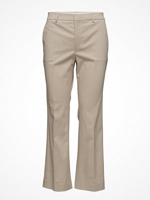 Filippa K byxor Hudson Cotton Cropped Trousers