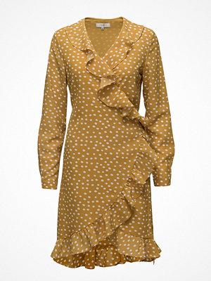 Selected Femme Sfchanie Ls Wrap Dress Rt