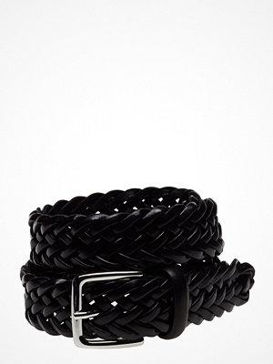 Bälten & skärp - Gant G. Braided Leather Belt