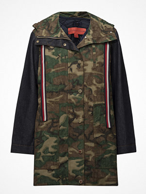 Parkasjackor - Hilfiger Collection Hybrid Utility Parka