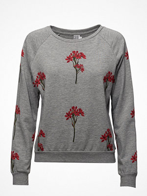 Saint Tropez Sweat Allover Printed L/S