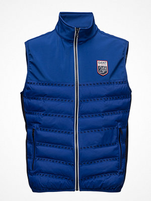 Västar - Gant Lm. Panel Quilted Vest
