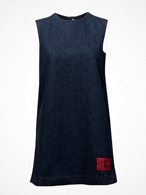 Calvin Klein Jeans S/Less Boxy Dress-Ba