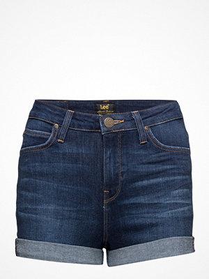 Lee Jeans High Short Dk Urban Indigo