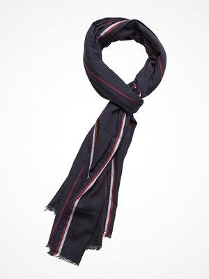 Halsdukar & scarves - Tommy Hilfiger Pin Stripe Woven Scarf